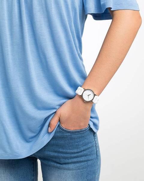 Biele hodinky bonprix