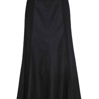 Plátená sukňa Premium
