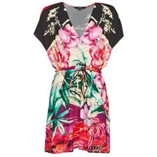 Krátke šaty Desigual  KALAWAO