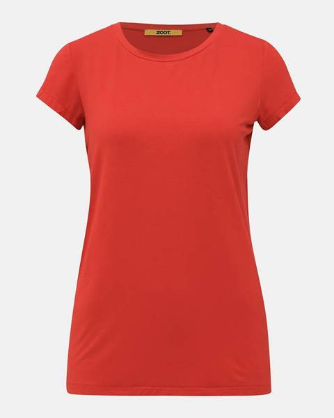 Červené tričko zoot baseline