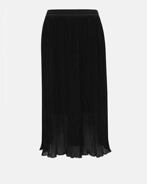 Čierna sukňa ZOOT