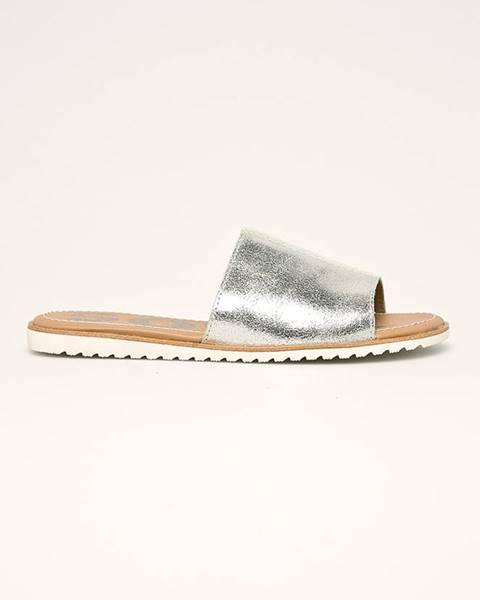 Tyrkysové sandále Sorel