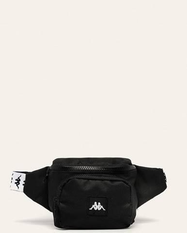 Čierna kabelka Kappa