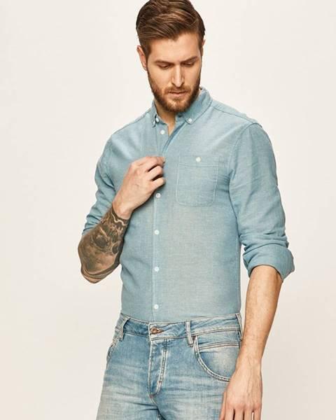 Modrá košeľa Blend