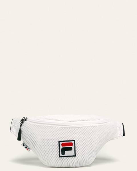 Biela kabelka Fila