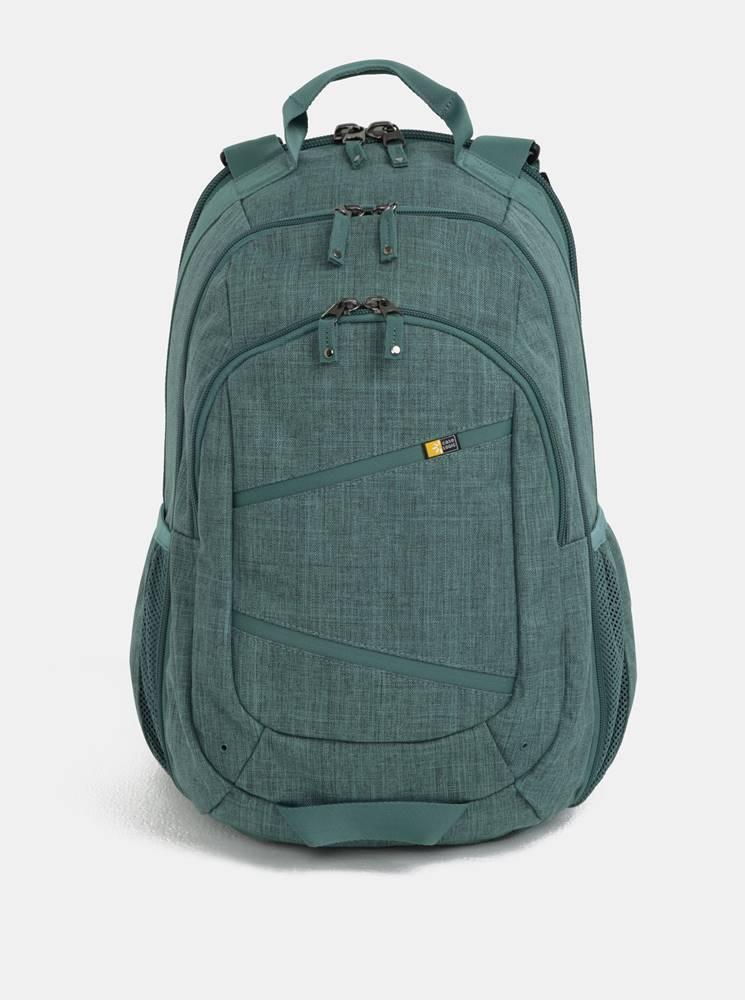 """Case Logic Zelený batoh na notebook 15,6"""" Case Logic Berkeley 29 l"""