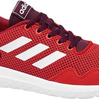 adidas - Červené tenisky Adidas Archivo