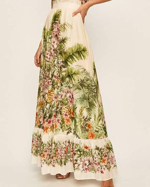 Béžová sukňa Twinset