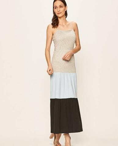Sivé šaty Jacqueline de Yong