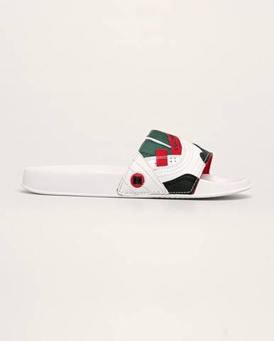 Biele sandále DC