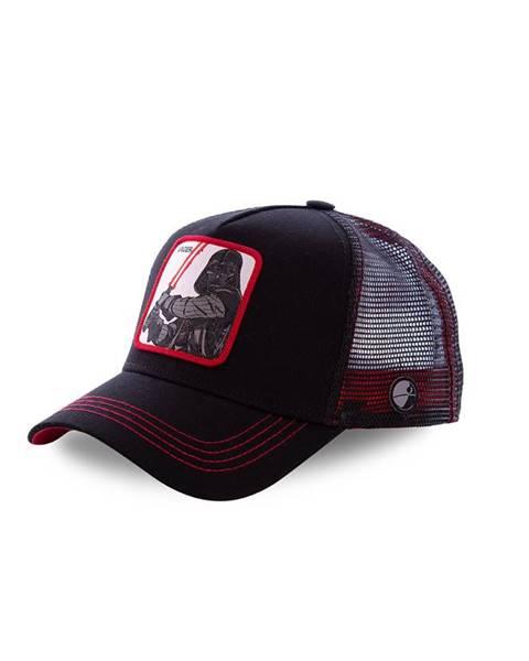 Čierna čiapka CapsLab