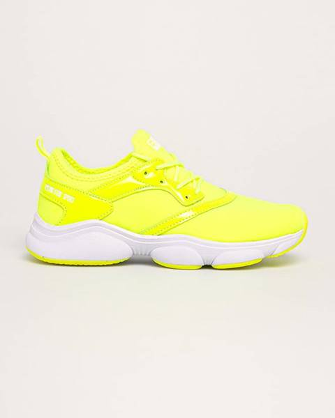 Žlté topánky Big Star
