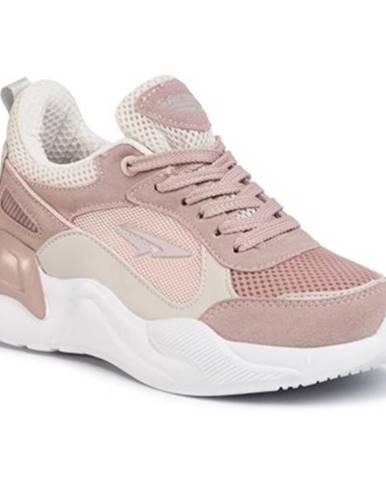 Ružové topánky