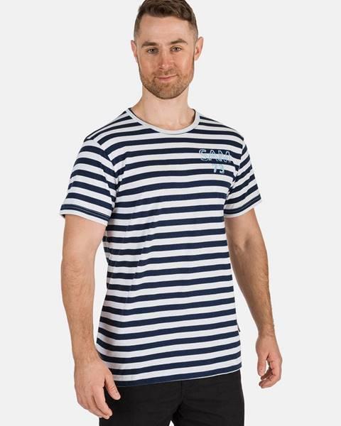 Tmavomodré tričko SAM 73