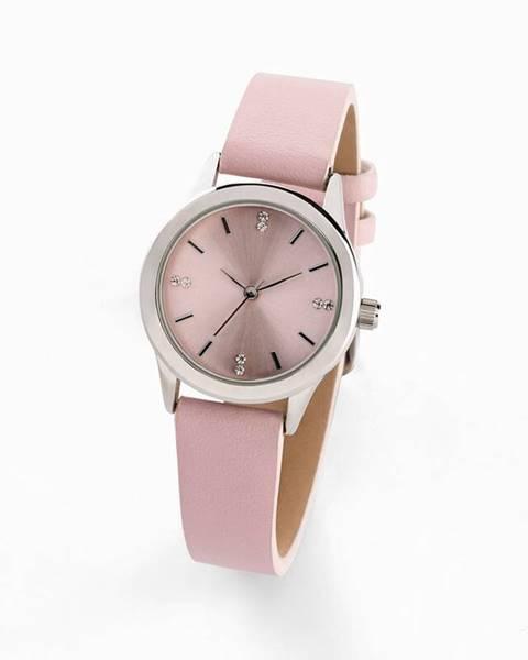 Ružové hodinky bonprix