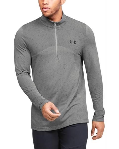 Sivé tričko Under Armour