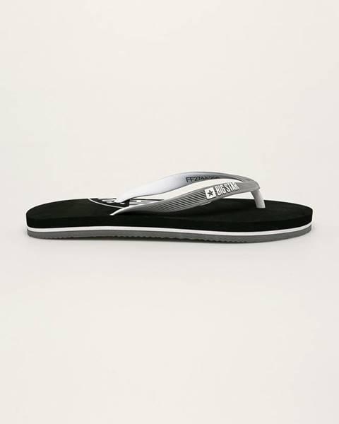 Čierne sandále Big Star