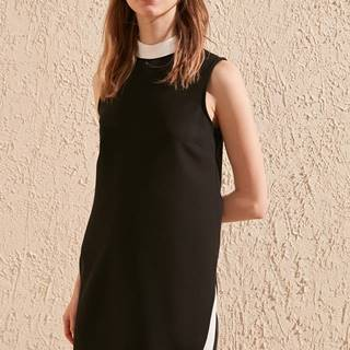 Trendyol Čierne šaty Trendyol
