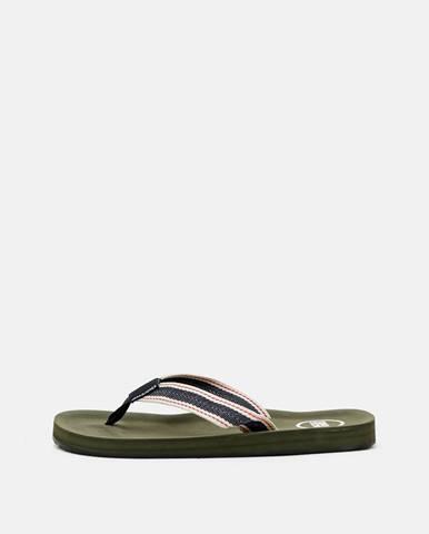 Kaki sandále Jack & Jones