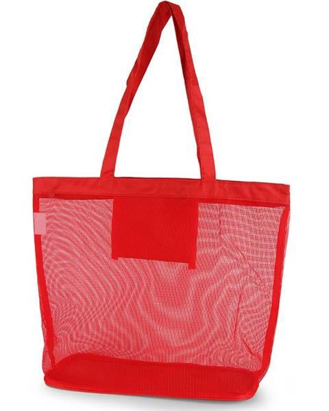 Červená kabelka Mora Mora
