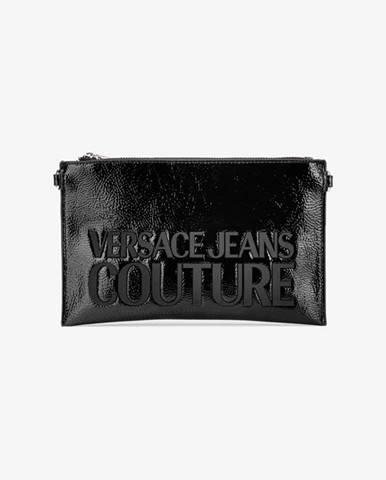 Čierna kabelka Versace Jeans Couture