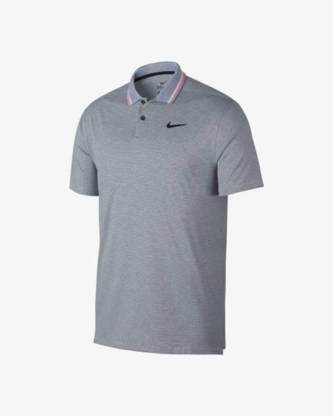 Sivé tričko Nike