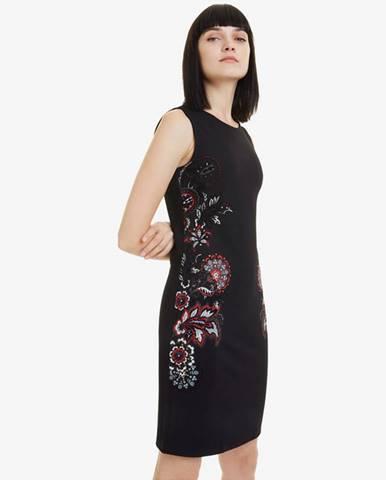 Čierna sukňa Desigual