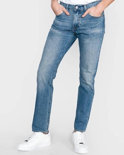 Modré nohavice Levi's