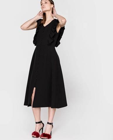 Čierna sukňa Silvian Heach