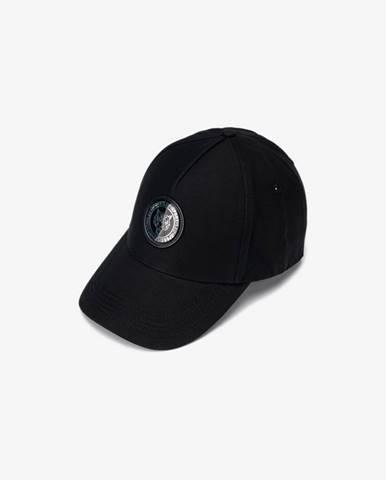 Čierna čiapka Philipp Plein Sport
