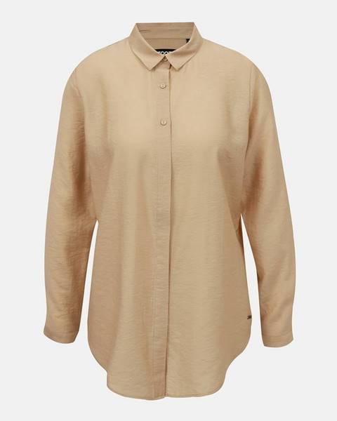 Béžová košeľa ZOOT
