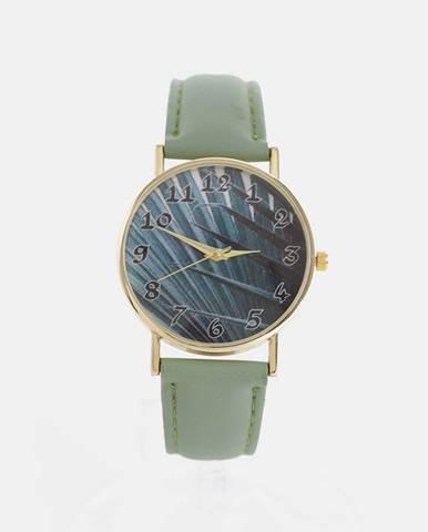 Zelené hodinky Haily´s