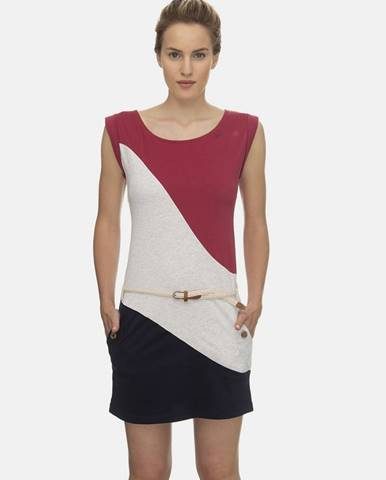 Krémové šaty Ragwear