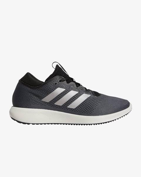 Čierne topánky adidas Performance