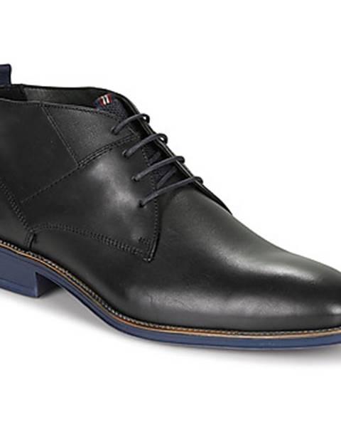 Čierne topánky Lloyd