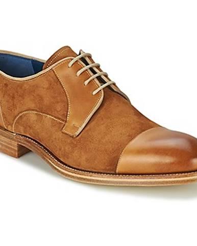 Topánky Barker