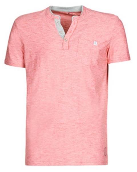Ružové tričko Tom Tailor