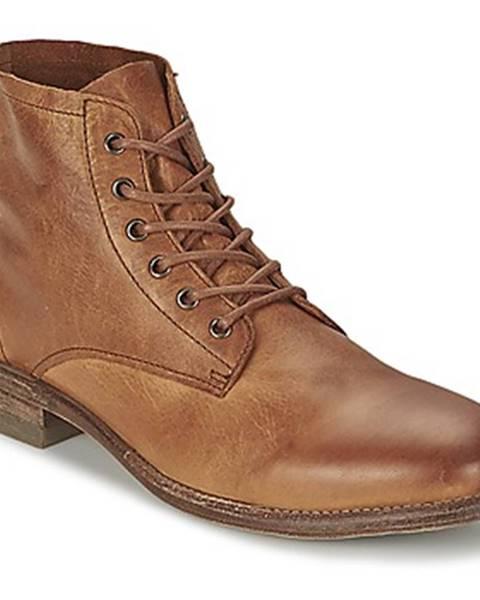 Hnedé topánky Blackstone