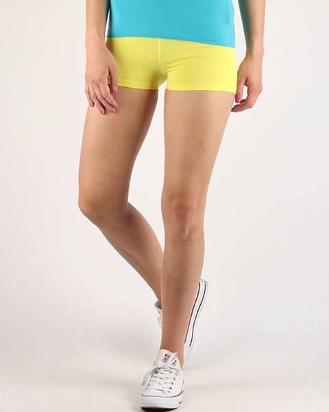 Žlté šortky Terranova