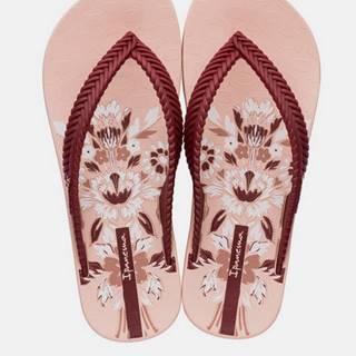 Ružové dámske žabky Ipanema