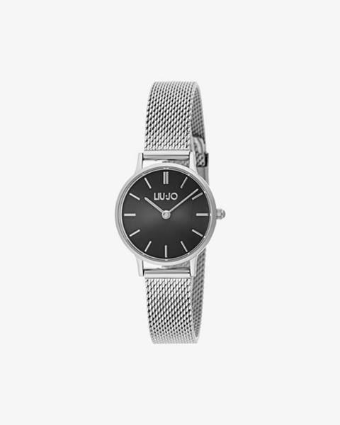 Strieborné hodinky Liu Jo