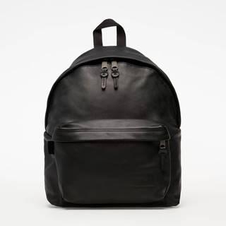 Eastpak Padded Pak'r Black Ink Leather