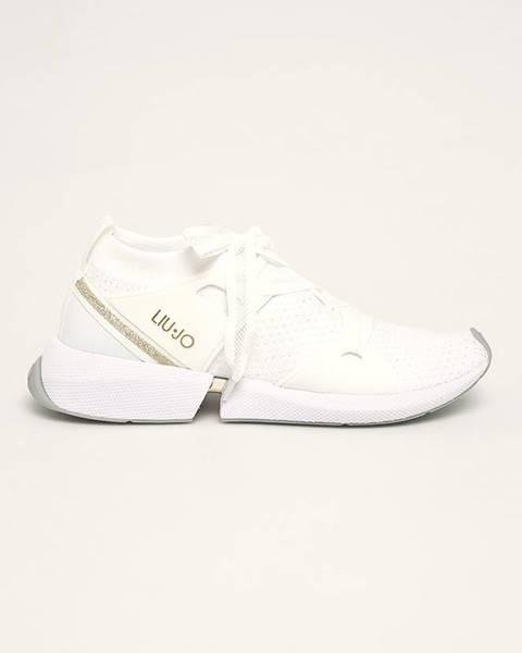 Biele topánky Liu Jo