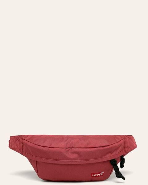 Červená kabelka Levi's