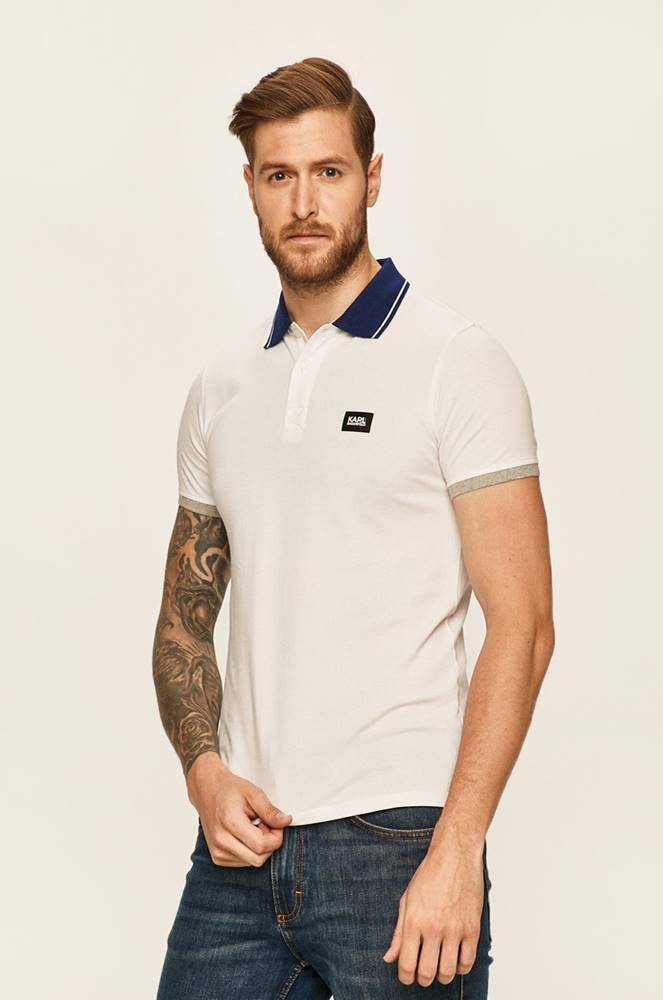 Karl Lagerfeld Karl Lagerfeld - Polo tričko