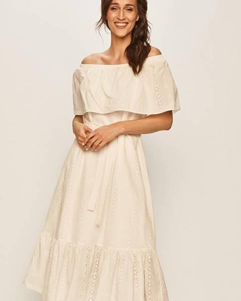 Biele šaty Answear