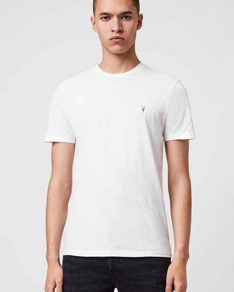Biele tričko AllSaints