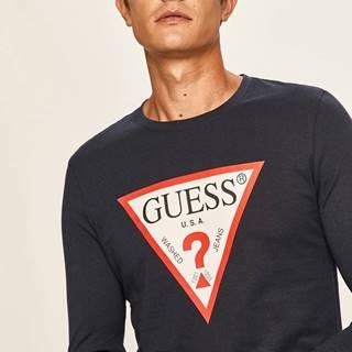 Guess Jeans - Tričko s dlhým rúkavom