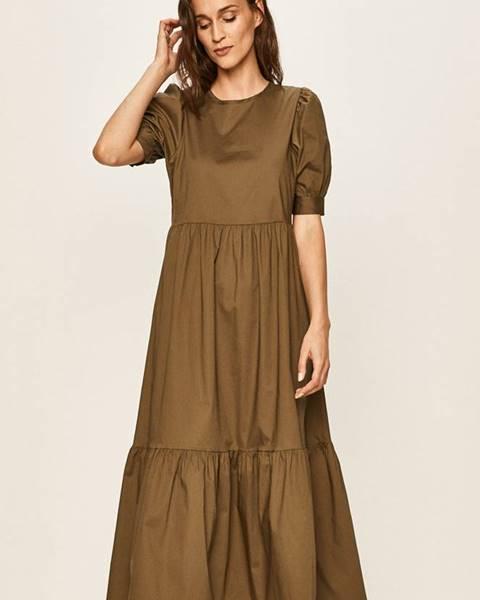 Zelené šaty Haily's