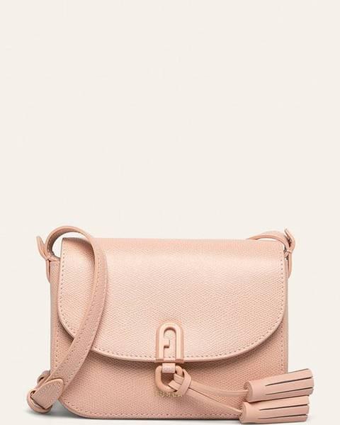 Ružová kabelka Furla